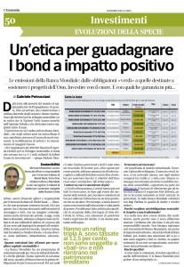 Bond a impatto positivo